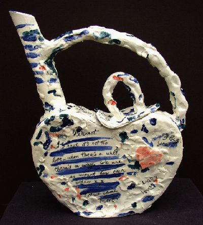 image - ceramic heart