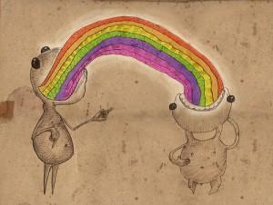 rainbow eaters