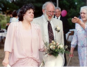 7-27-91-wedding day sendoff