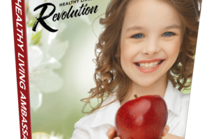 eBook:  Healthy Living Ambassadors Children's Book