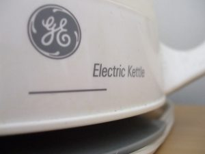 Photo of electric kettle